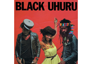 Black Uhuru - Red [CD]