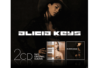 Alicia Keys - SONGS IN A MINOR/THE DIARY OF - (CD)