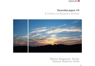 Tomasz Skweres, Rainer Stegmann - Soundscapes III - A Tribute To Benjamin Britten - (CD)