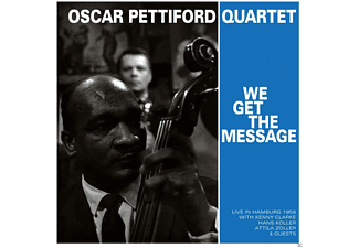 Oscar Quartet Pettiford - We Get The Message - (CD)