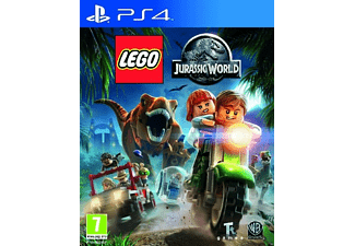 LEGO: Jurassic World (PlayStation 4)