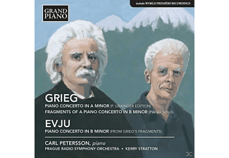 Carl Petersson, The Prague Radio Symphony Orchestra - Klavierkonzerte [CD]