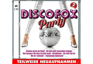 VARIOUS - Discofox Party [CD]