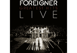 Foreigner - Greatest Hits-Live [CD]