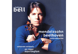 Joshua Bell - Beethoven And Mendelssohn Violin Concertos [CD]