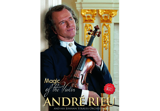 André Rieu, Johann Strauss Orchester - Magic Of The Violin - (DVD)