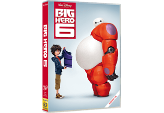 Big Hero 6 Familj DVD