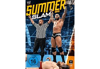 Summerslam 2013 - (DVD)