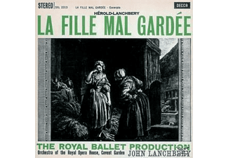 Orchestra Of The Royal Opera House - La Fille Mal Gardee (Ltd. Vinyl. Edt.) - (Vinyl)