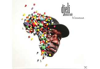 Djeli Moussa Conde - Womama - (CD)