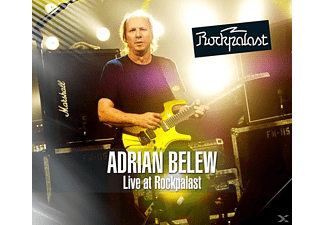 Adrian Belew - Live At Rockpalast - (CD + DVD)