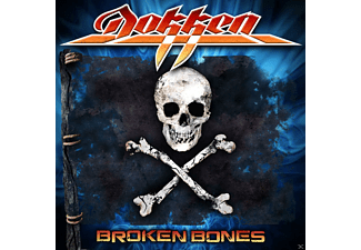 Dokken - Broken Bones - (CD)