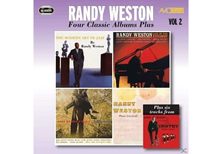 Randy Weston - 4 Classic Albums Plus [CD]