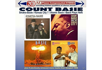 Count Basie - 4 Classic Albums Plus [CD]