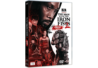 Man With the Iron Fist 2 Action DVD