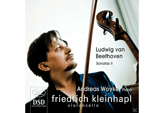 Andreas Woyke - Beethoven: Cellosonaten Op.102 / Violinsonate Op.96 (Bearb. - (CD)