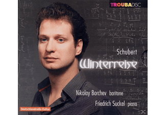 Borchev,Nikolay/Suckel,Friedrich - Winterreise,op.89 - (CD)