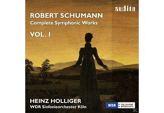 Heinz Holliger, Wdr Sinfonieorchester - Complete Symphonic Works Vol.1 - (CD)