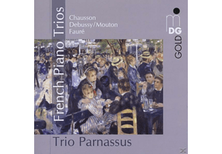 Trio Parnassus - French Piano Trios - (CD)