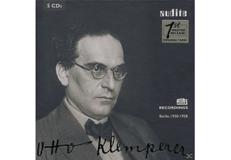 Otto Klemperer - Otto Klemperer:Rias Recordings - (CD)