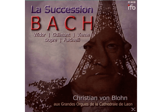 Christian Von Blohn - La Succession Bach - (CD)