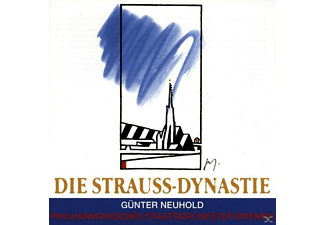 Günter Neuhold, Philh.Staatsorch.Bremen - Strauss Dynastie - (CD)