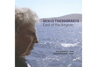 Mikis Theodorakis - East Of The Aegean - (CD)