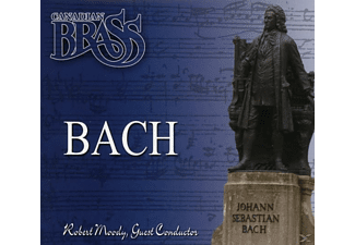 The Canadian Brass - Johann Sebastian Bach - (CD)