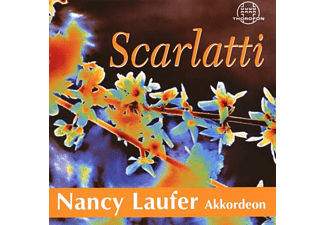 Nancy Laufer - Scarlatti - (CD)