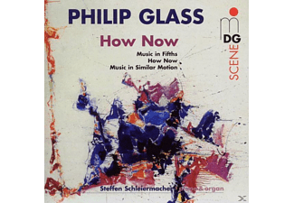 Steffen Schleiermacher - How Now - (CD)