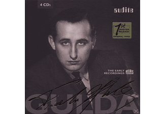 Friedrich Gulda - The Early RIAS Recordings - (CD)