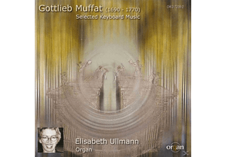 Elisabeth Ullmann, Elisabeth Ullman - Selected Keyboard Music - (CD)