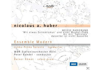 Ensemble Modern, Saraste, Wdr So Köln, Peter Rundel - Weisse Radierung for Orchestra - (Maxi Single CD)