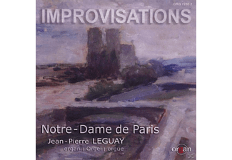 Jean & Pierre Leguay - Improvisations - (CD)