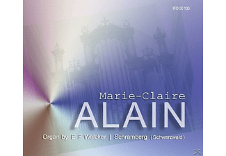 Marie Alain - Organ Works:walcker Organ - (CD)