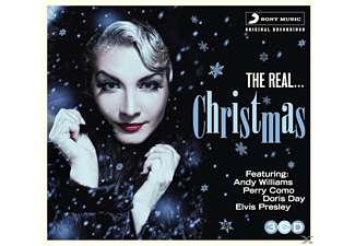 VARIOUS - The Real Christmas - (CD)