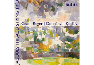 Jaques String Trio Thibaud - Cras-Reger-Dohnanyi-Kodaly - (CD)