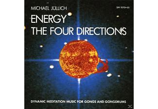 Michael Juellich - Energy-The Four Dirctions - (CD)
