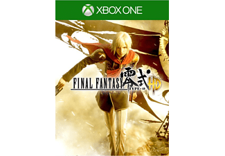 ARAL Final Fantasy Type-0 HD XBox One