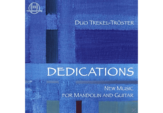 Duo Trekel-tröster - Dedications - (CD)