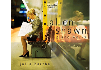 Julia Bartha - Klavierwerke - (CD)