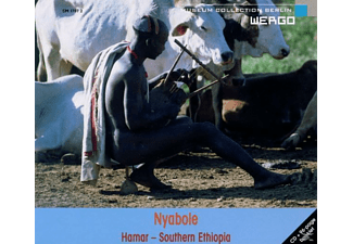 VARIOUS - Nyabole-Music Of The Hamar - (CD)