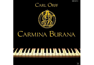 Eric Chumachenco - Carmina Burana (Pianoversion) - (CD)