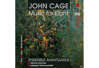John (komponist) Cage - Music For Eight - (CD)