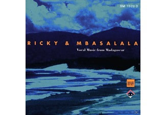 Rick & Mbasalala - Vocal Music From Madagascar - (CD)