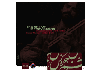 Alizadeh,Hossein & Khaladj,Madjid - The Art Of Improvisation - (CD)