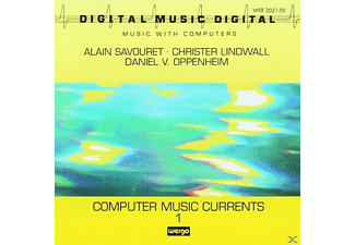 VARIOUS - Computermusic Currents 1 - (CD)