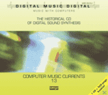 VARIOUS - Computermusic Currents 13/Historical CD [CD] jetztbilligerkaufen