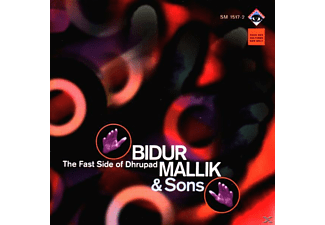Bidur & Sons Mallik - The Fast Side Of Dhrupad - (CD)