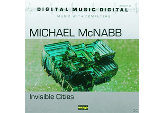 Mcnabb, Wodehouse - Invisible Cities - (CD)